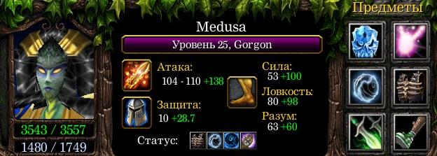 Medusa-Gorgon